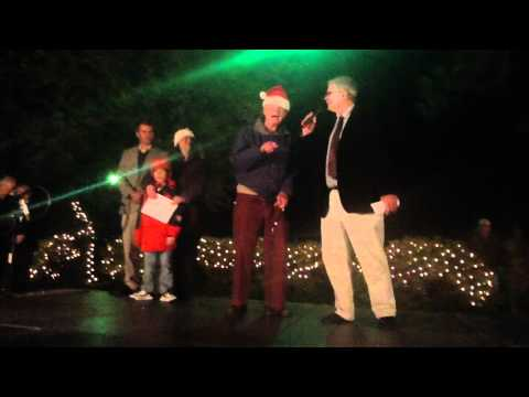 Pinehurst Tree Lighting 2011
