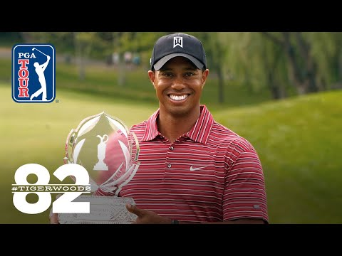 Tiger Woods wins 2009 the Memorial Tournament | Chasing 82