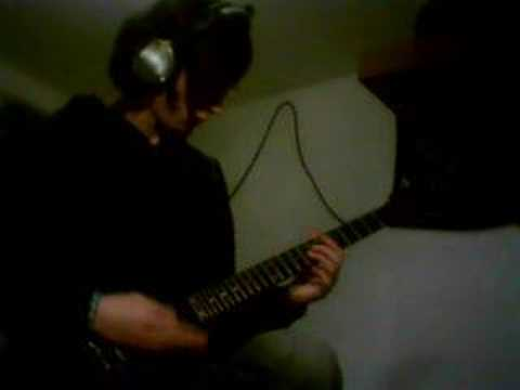 Godsmack - Dead and Broken (Guitar Cover)