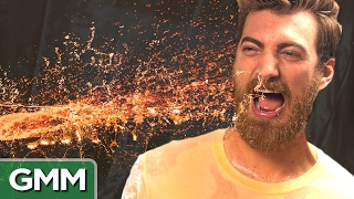 Exploding Soda Challenge