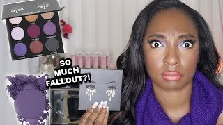 FINALLY TRYING Kylie COSMETICS | KYLIE COSMETICS REVIEW 2020