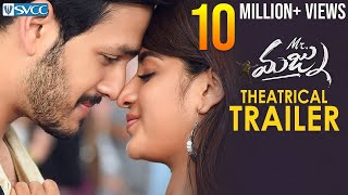 Mr. Majnu Theatrical Trailer- Akhil Akkineni, Nidhhi Agerw..