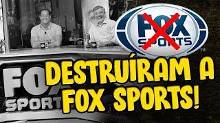 DESTRUÍRAM A FOX SPORTS E A GLOBO COMEMORA! Veja a decisão absurda da Disney de acabar com programas