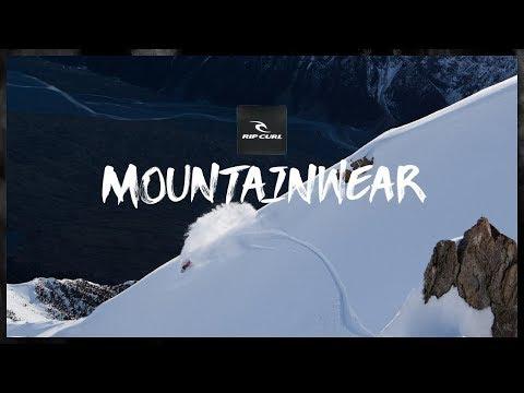 Rip Curl Snow Gear   Winter 2018 - 19