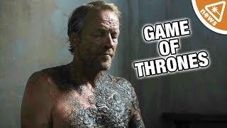 How Game of Thrones' Greyscale Scene Sets Up the Show's End! (Nerdist News w/ Jessica Chobot)