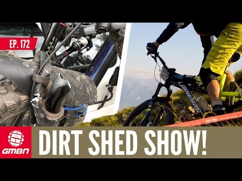 """The Worst Broken Bike Ever"""" Dirt Shed Show Ep. 171"""
