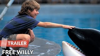Free Willy 1993 Trailer HD | Lori Petty | Michael Madsen