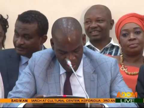 Badwam News on Adom TV (23-2-17)