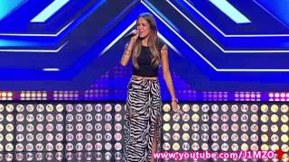 Chloe Papandrea - The X Factor Australia 2014 - AUDITION [FULL]