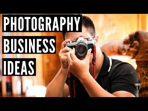 7 Best Photography Business Ideas 2019