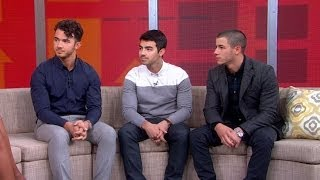 """Jonas Brothers Breakup Interview 2013: Nick Jonas: """"We Choose to Be Brothers First"""""""