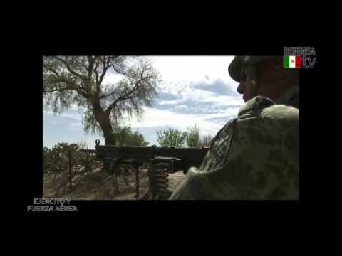 Marcha Ejército Nacional Mexicano.