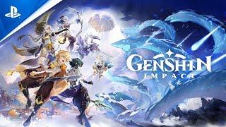 Genshin impact :  bande-annonce