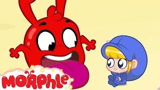 Mila Is a BABY! - My Magic Pet Morphle   Cartoons For Kids   Morphle TV