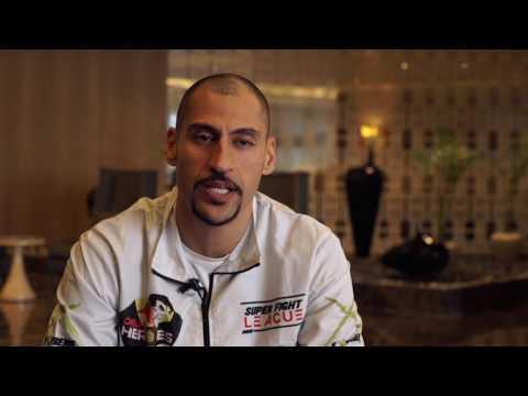 Delhi Heroes Pre-final Interview | Super Fight League