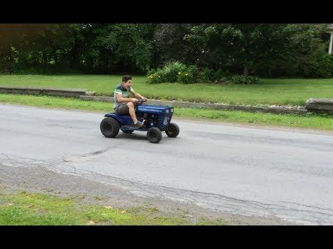 Lawn Mower Motor Go Kart How To Convert A Vertical Shaft