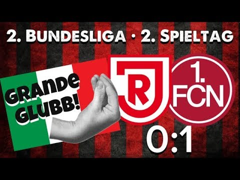 SSV Jahn Regensburg vs 1 Nurnberg