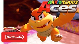 Mario Tennis Aces - Characters Announcement - Nintendo Switch