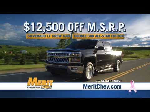 Merit Chevrolet - October Offers