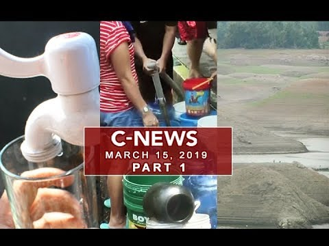 UNTV: C-News (March 15, 2019) PART 1
