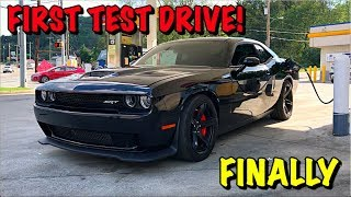 Rebuilding A Wrecked 2017 Dodge Hellcat Part 17
