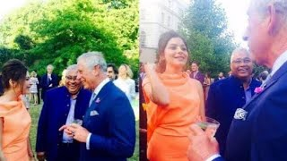 Kanika Kapoor's photos with Prince Charles go VIRAL as the..