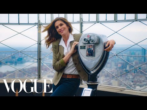 24 Hours With Cindy Crawford | Vogue