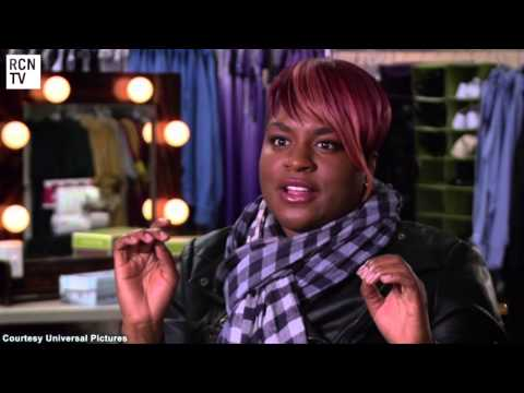 Pitch Perfect Ester Dean Interview