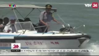 Giã Cào Bay Tiếp Tục Tấn Công Kiểm Ngư  - Tin Tức VTV24