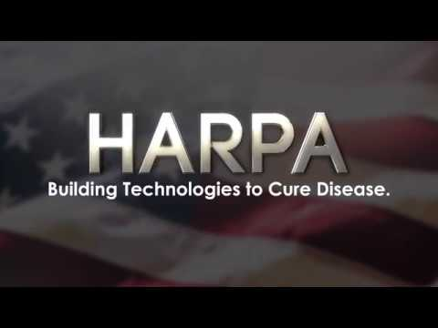 HARPA: Building Technologies to Cure Disease