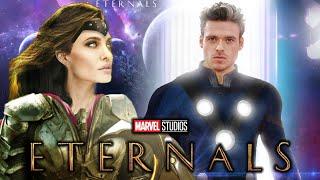 Marvel ETERNALS MAJOR PLOT LEAK! Celestial Details Revealed!