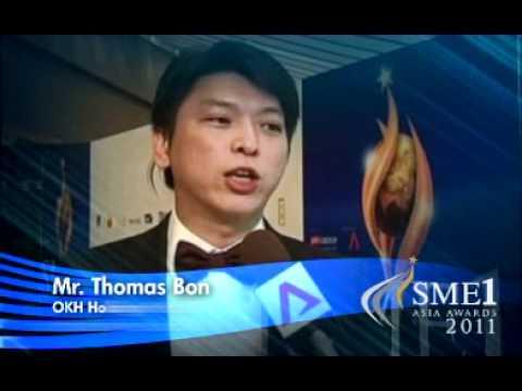 SME1 Asia Awards 2011 - CNA - Winners