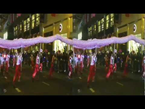 Scenes from Chinese New Year Parade 2013 (YT3D:Enable=True)