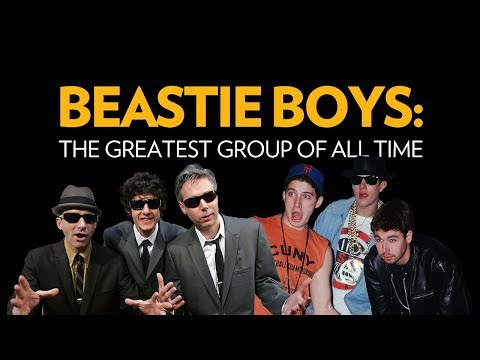Beastie Boys: The Greatest Group Of All Time