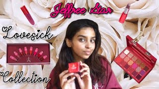 JEFFREE STAR LOVESICK COLLECTION REVIEW