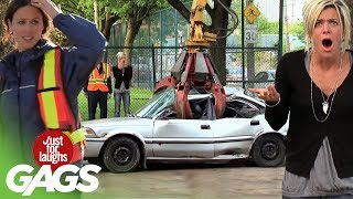 /crazy car pranks best of just for laughs gags