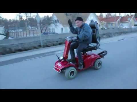 Tak szaleją szwedzcy emeryci!