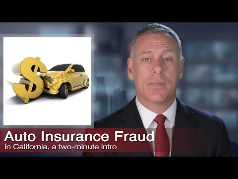 323-464-6453  More auto insurance fraud legal info: http://www.losangelescriminallawyer.pro/auto-insurance-fraud.html  Call for a free consultation with the Kraut Law Group 24 hours-a-day, seven days-a-week, for help with your auto insurance fraud legal...