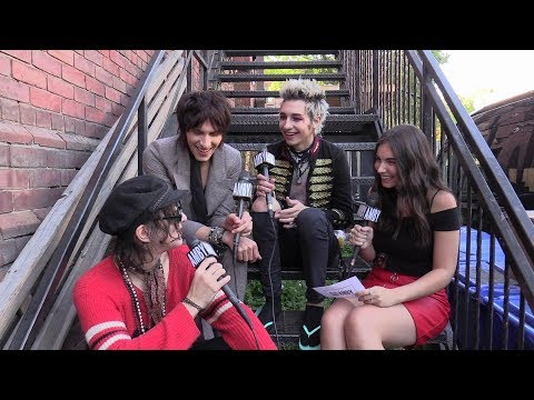Interview with Palaye Royale (Round Four - Fan Question Edition)