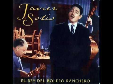 Cuando el amor - Javier Solís 41 HF JGR 1958