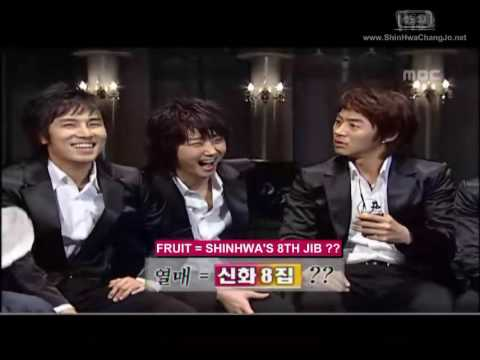 (Eng Sub) 060517 Shinhwa- M[S3c tio n] TV Once in A Lifetime Filmsite