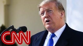 Trump declares national emergency on US border