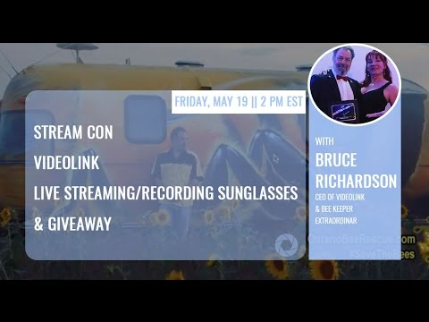 StreamCon is now free, plus a live demo of NDI on vMix, Livestream and Tricaster