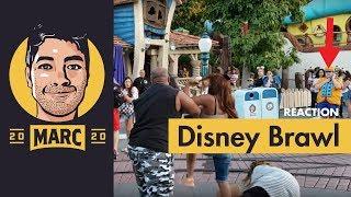 Disneyland Brawl Reaction | Life Lessons