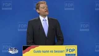 PK der FDP: Unter Fummeltrinen