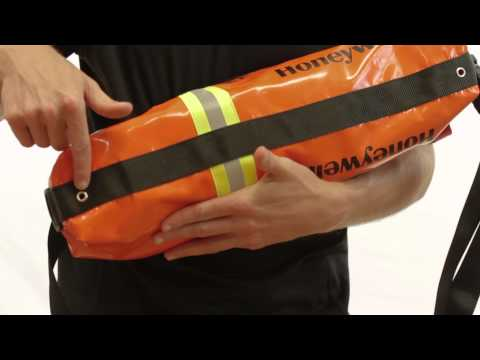 Honeywell Bio-S-Cape Emergency Escape Breathing Device Demo