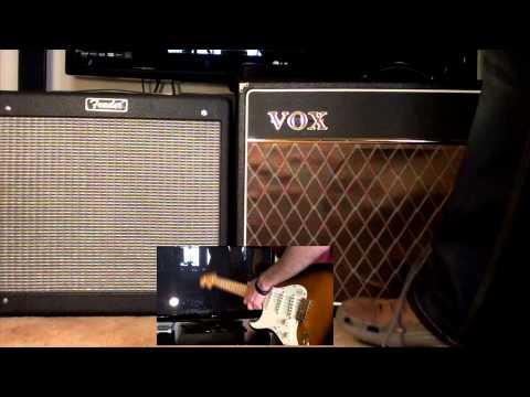 Fender Blues Jr vs VOX AC-15