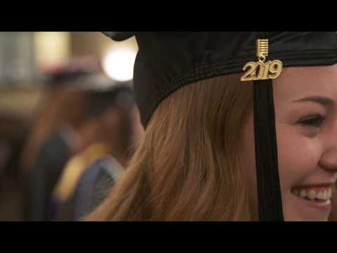 WCU Commencement Highlight 2019