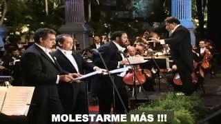 Los 3 Tenores- Funiculì Funiculà (Subtitulada Español) HD (Los Ángeles: 1994)