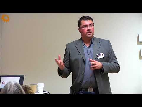 Uppstartsmöte för regional livsmedelsstrategi - Eric Lundström